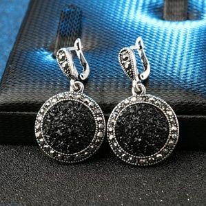 🎀Gorgeous Vintage Stlye Crystal Earings